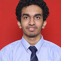 Aryamann Rao(XII)