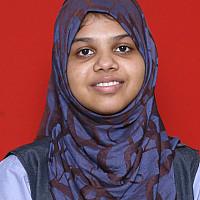 Insha Zainab Khan(XII)