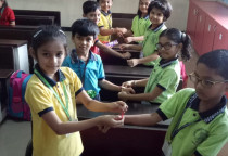 Rakshabandhan Celebration By Primary