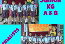 Express Yourself Competition-Neo Kids