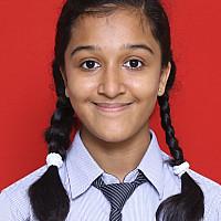 Aastha Parmar(X)