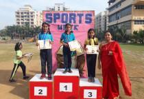 Sports Winners Grade 3,4 And 4