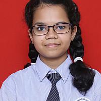 Isha Kanekar(X)