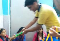 Divya Prabha Girls Orphanage Visit By 10th