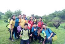 Trekking At Yeoor Hills