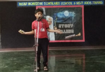 Story Telling Competition(Primary)