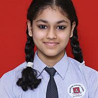 Sudhiksha Aradhyula(X)