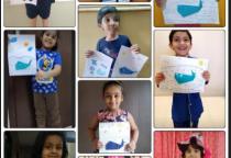 Neo Kids- Blue Colour & Rakshabandhan