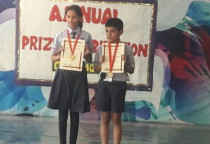 Annual Prize Distribution Primary