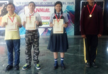 Annual Prize Distribution Secondary