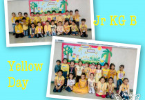 Neo Kids Colour Day - Yellow Day