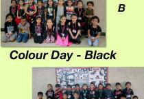 Neo Kids Colour Day-Black