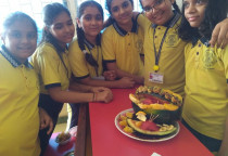 Fruit Salad Competition Grade 6 & 8