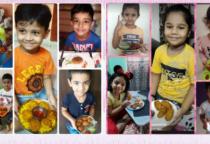 Neo Kids Food Day Corn Cutlet