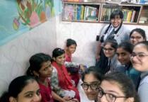 Divya Prabha Orphanage Visit By Grade - X