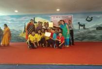 Inter School Yoga Competition Organised By SRIMA Vidyalaya