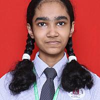 Aarya Chaudhari(X)