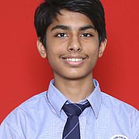 Aryan Vijay Ahale(XII)